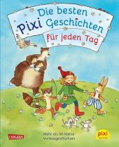 Die besten Pixi-Geschichten für jeden Tag Cover