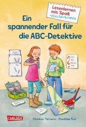 Ein spannender Fall für die ABC-Detektive Cover