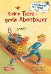 Kleine Tiere - große Abenteuer Cover