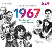 1967: Das Jahr der zwei Sommer, 6 Audio-CDs Cover