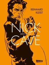 NICK CAVE - MERCY ON ME Cover