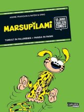Marsupilami: TWO-IN-ONE Cover