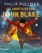 Die Abenteuer von John Blake - Das Geheimnis des Geisterschiffs Cover