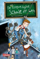 Die unlangweiligste Schule der Welt - Auf Klassenfahrt Cover