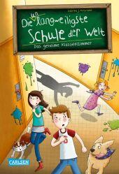 Die unlangweiligste Schule der Welt - Das geheime Klassenzimmer Cover