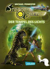 Sternenritter - Der Tempel des Lichts Cover
