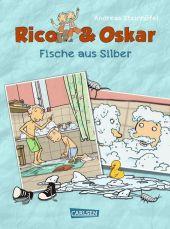 Rico & Oskar - Fische aus Silber Cover