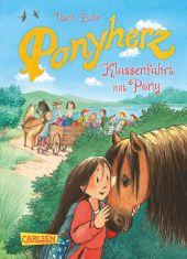 Ponyherz - Klassenfahrt mit Pony Cover