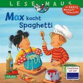 Max kocht Spaghetti Cover