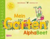 Mein Garten AlphaBeet, m. Poster Cover