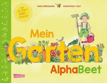 Mein Garten AlphaBeet, m. Poster