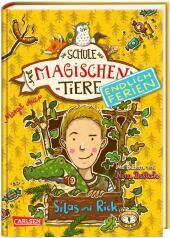 Die Schule der magischen Tiere - Endlich Ferien - Silas und Rick Cover