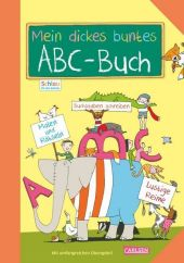Mein dickes buntes ABC-Buch Cover