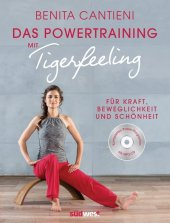 Das Powertraining mit Tigerfeeling, m. MP3-CD Cover