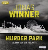 Murder Park, 2 MP3-CDs Cover