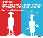 Mein lieber Herr Gesangsverein, die Waldfee holt die Kuh vom Eis, 2 Audio-CDs Cover