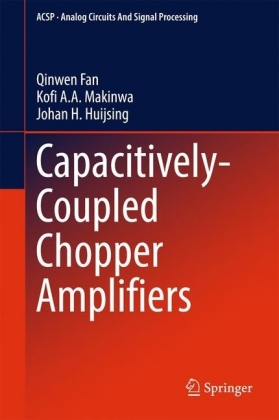 Capacitively-Coupled Chopper Amplifiers