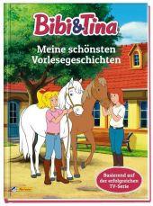 Bibi und Tina: Meine schönsten Vorlesegeschichten Cover