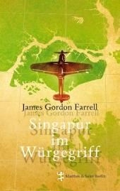 Singapur im Würgegriff Cover