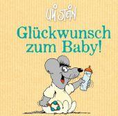 Glückwunsch zum Baby! Cover