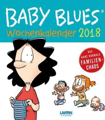 Baby Blues Wochenkalender 2018