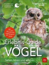 Erlebnis-Guide Vögel Cover