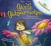 Gloria Glühwürmchen - Bezaubernde Gutenachtgeschichten, 2 Audio-CDs