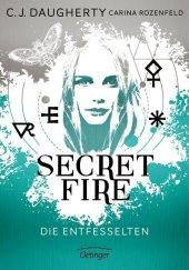 Secret Fire - Die Entfesselten Cover