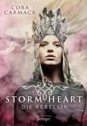 Stormheart - Die Rebellin Cover