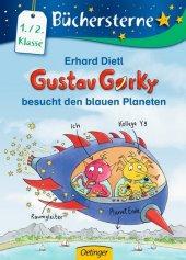 Gustav Gorky besucht den blauen Planeten Cover