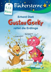 Gustav Gorky rettet die Erdlinge Cover