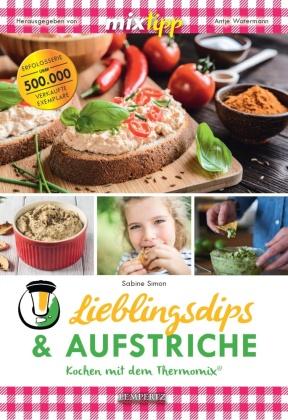 mixtipp Lieblings-Dips & Aufstriche