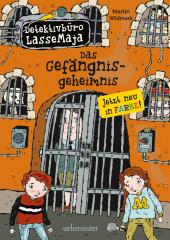 Detektivbüro LasseMaja - Das Gefängnisgeheimnis Cover