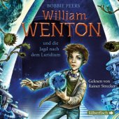William Wenton und die Jagd nach dem Luridium, 3 Audio-CDs