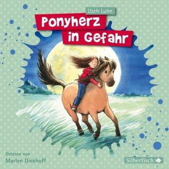 Ponyherz in Gefahr, 1 Audio-CD