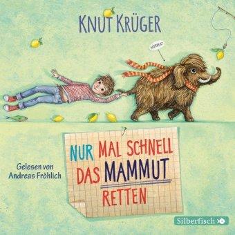 Nur mal schnell das Mammut retten, 2 Audio-CDs