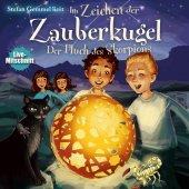 Im Zeichen der Zauberkugel - Der Fluch des Skorpions, 1 Audio-CD