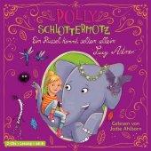 Polly Schlottermotz - Ein Rüssel kommt selten allein, 2 Audio-CDs Cover