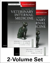 Textbook of Veterinary Internal Medicine Expert...