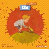 Ben, 1 Audio-CD Cover
