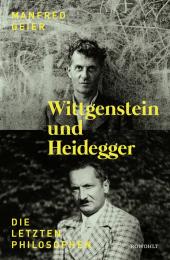 Wittgenstein und Heidegger Cover