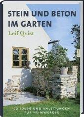 Stein und Beton im Garten Cover