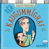 Der Kaugummigraf, 1 Audio-CD Cover