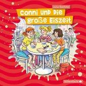 Conni und die große Eiszeit, 1 Audio-CD Cover