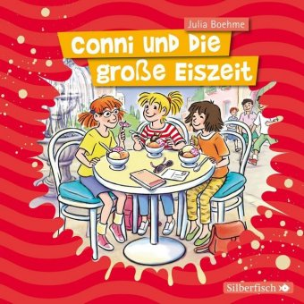 Conni und die große Eiszeit, 1 Audio-CD