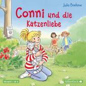 Conni und die Katzenliebe, 1 Audio-CD Cover