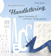 Handbuch Handlettering Cover