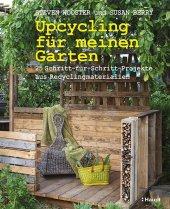 Upcycling für meinen Garten Cover