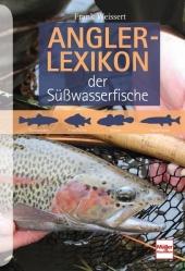 Anglerlexikon der Süßwasserfische Cover