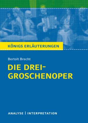 Bertolt Brecht 'Die Dreigroschenoper'